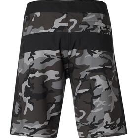 Fox Camouflage Moth Boardshorts Men black camo